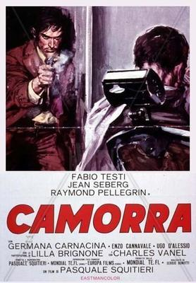 Camorra - Poster - Italy
