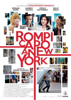 Nueva vida en Nueva York - Poster - Italy