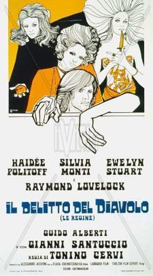 Queens of Evil - Poster - Italy