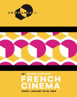 Rendez-vous du cinéma français à Paris - 2020