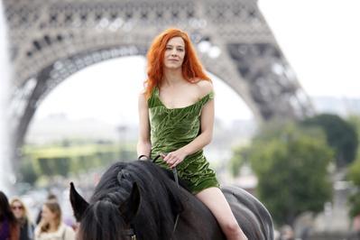Céline Sallette - © Roger Arpajou
