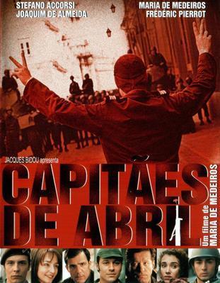 Capitanes de Abril - Portugal