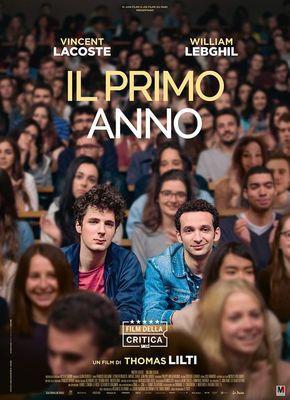 Mentes brillantes - Italy