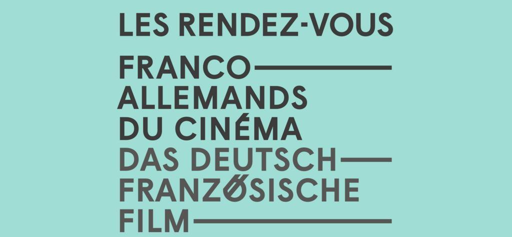 Incription aux 19es Rendez-vous franco-allemands du Cinéma