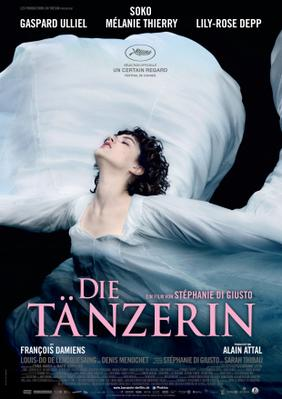 The Dancer - Poster - Germany