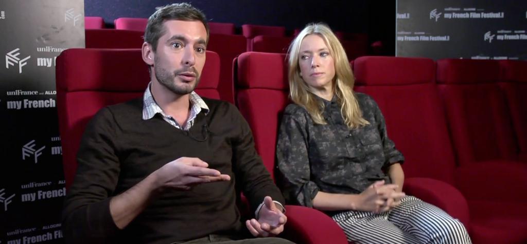 インタヴュー : Xavier Legrand & Léa Drucker