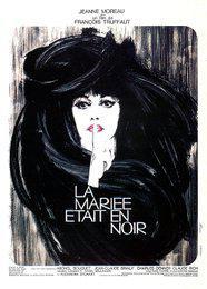 La Novia vestía de negro - Poster France