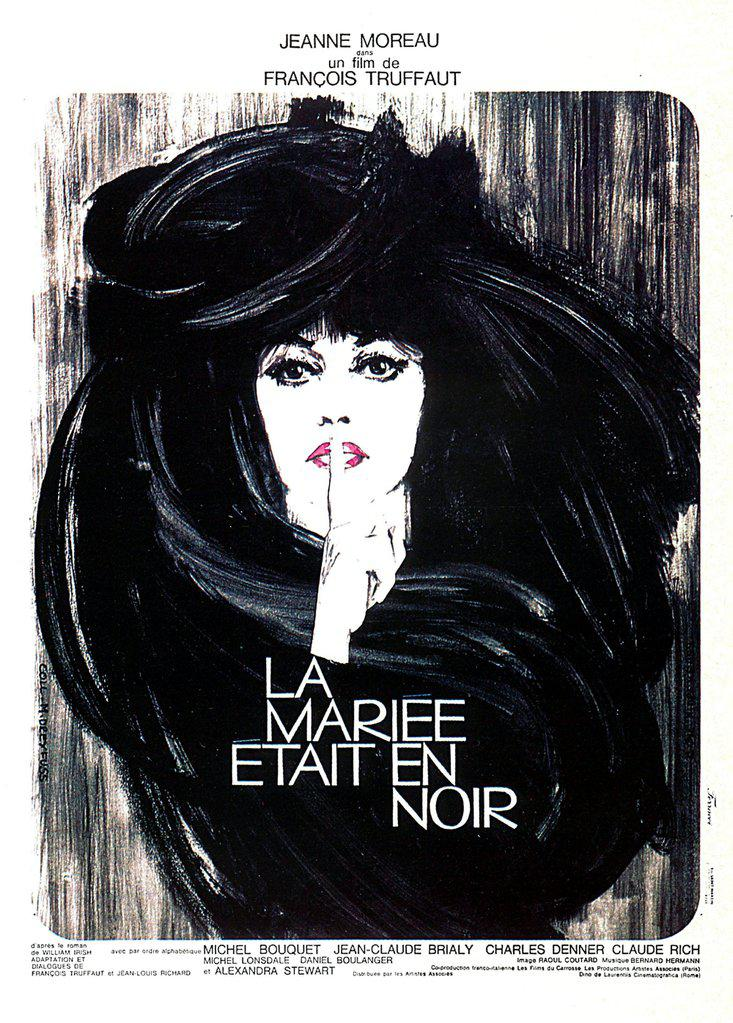Michèle Montfort - Poster France