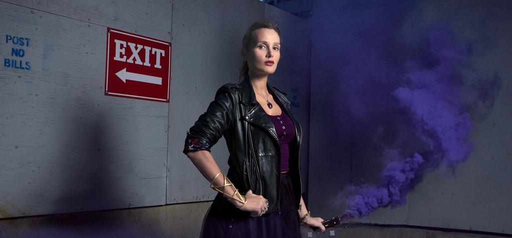 Julia Ducournau, membre du Jury de MyFrenchFilmFestival !