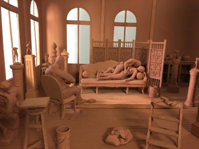 Le Spleen du sculpteur