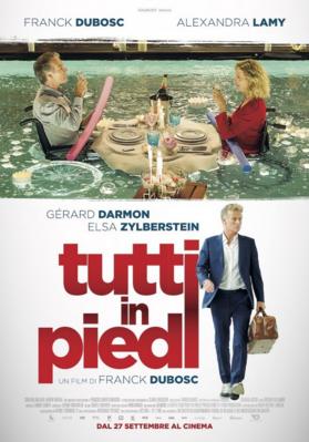 Sobre ruedas - Poster - Italy