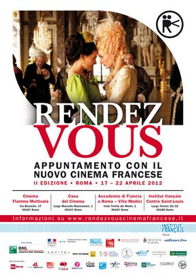 French cinema in the spotlight in Rome in April
