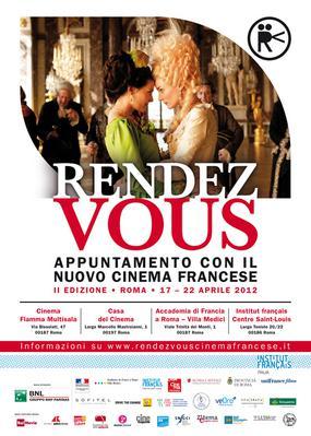 Rendez-vous del cine francés en Roma en abril