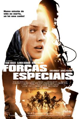Forces spéciales - Poster - Brésil