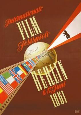 ベルリン国際映画祭 - 1951