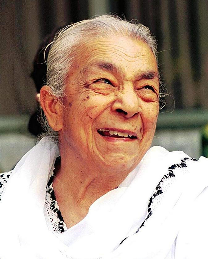 Zohra Seghal