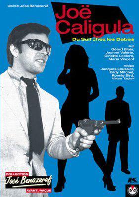 Joe Caligula - Jaquette DVD France