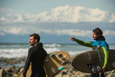 Odisea - L'Alaska au fil de l'eau