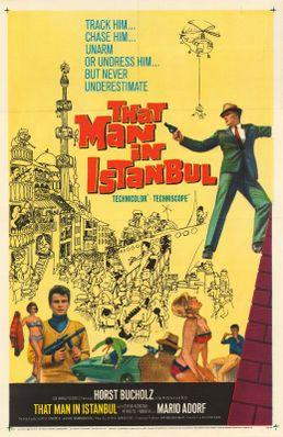 L'Homme d'Istanbul - USA