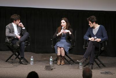 Rendez-Vous With French Cinema à New York - 2016 - Talk with Danielle Arbid