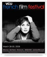 Festival du film français de Richmond - 2008