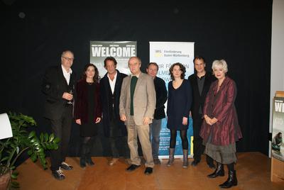 Allemagne : remise du prix d'aide à la distribution