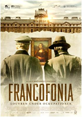Francofonia - Poster - Sweden