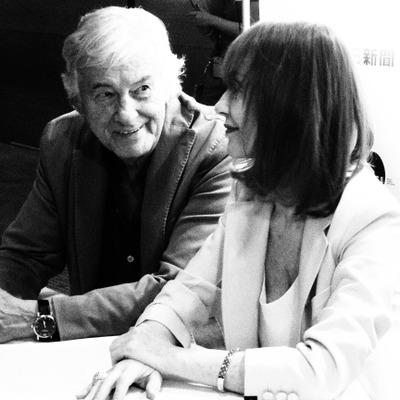 Portfolio - Q&A Isabelle Huppert & Paul Verhoeven