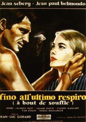 À bout de souffle - Poster Italie
