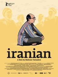 Iranian - Poster International anglais