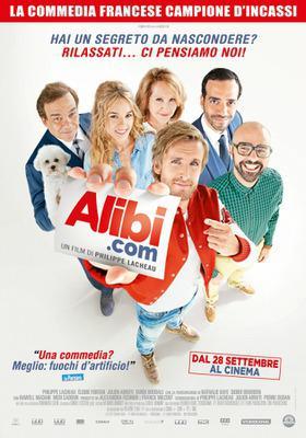 Alibi.com (agencia de engaños) - Poster - Italy