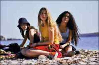 Trois petites filles