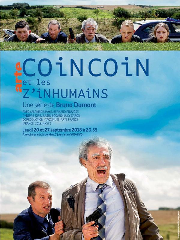 Coincoin y los extrahumanos