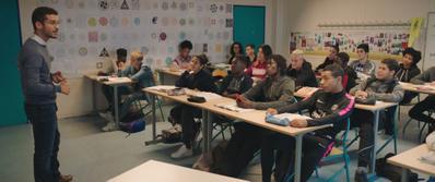 La vida escolar - © Laetitia Montalembert / Mandarin Production - Gaumont - Kallouche Cinéma