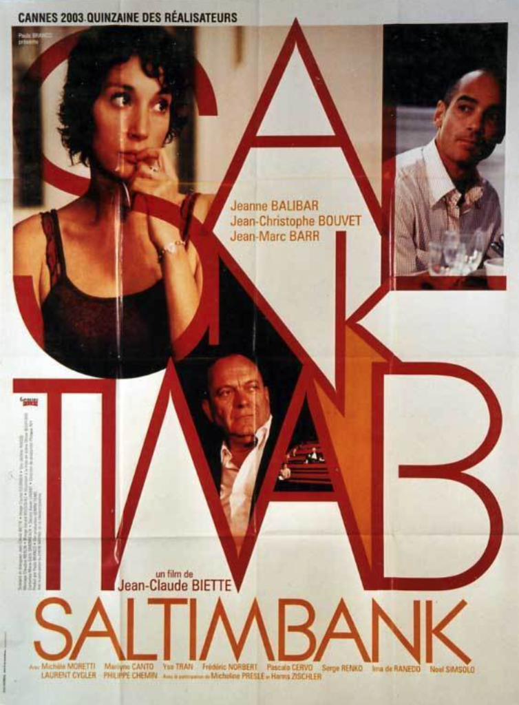 Quinzaine des Réalisateurs - 2003