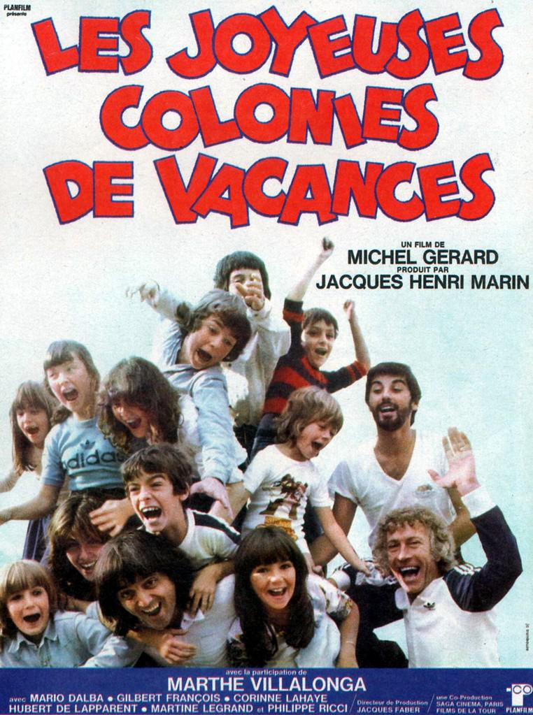 Les Joyeuses Colonies de vacances