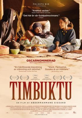 Timbuktu - Poster - Sweden