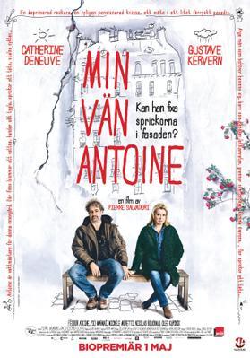 Dans la cour - Poster - Sweden