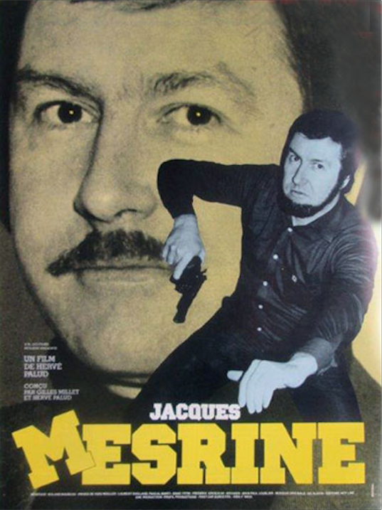 Jacques Mesrine : profession ennemi public