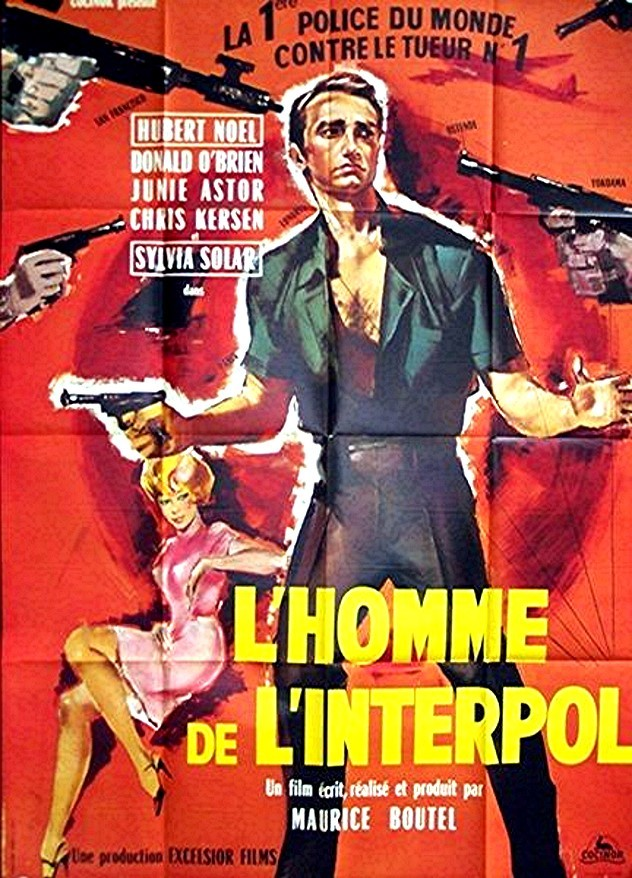 L'Homme de l'Interpol
