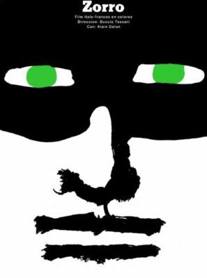 Zorro - Poster - Spain