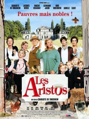Les Aristos / 仮題:貴族階級の人々