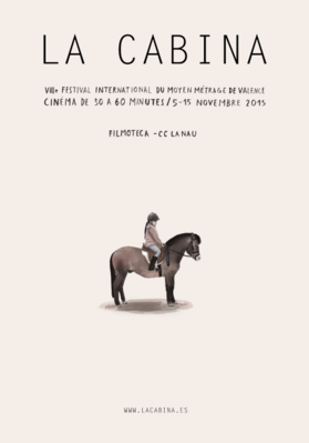 Festival Internacional de Mediometrajes de Valencia (La Cabina) - 2015