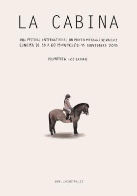 Festival international de moyens-métrages de Valence (La Cabina) - 2015