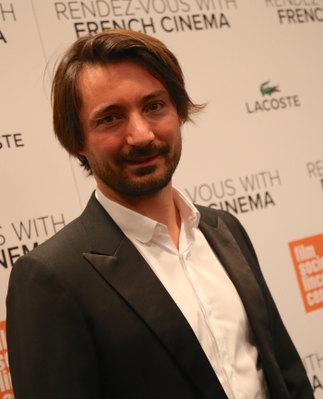 Rendez-Vous With French Cinema en Nueva York - Mathieu Lamboley