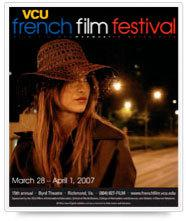 Festival du film français de Richmond - 2007