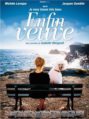 Enfin veuve - Poster - France