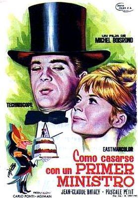 Cómo casarse con un primer ministro - Poster Espagne