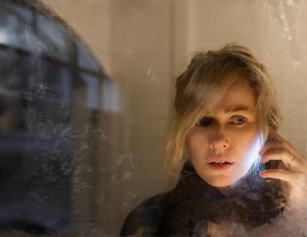 Ellen David - © 2016- EuropaCorp Shut In production Inc.–shut In Productions (Vancouver) Inc. - Jan Thjs