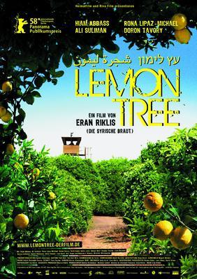 Lemon Tree - Poster - Allemagne